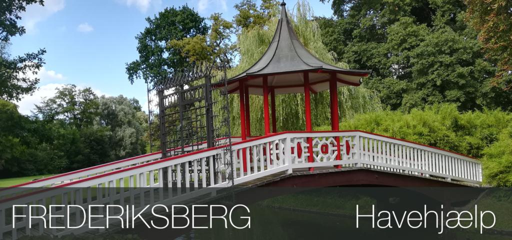Frederiksberg haveservice