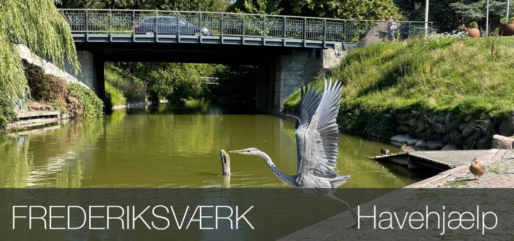 Frederiksværk haveservice