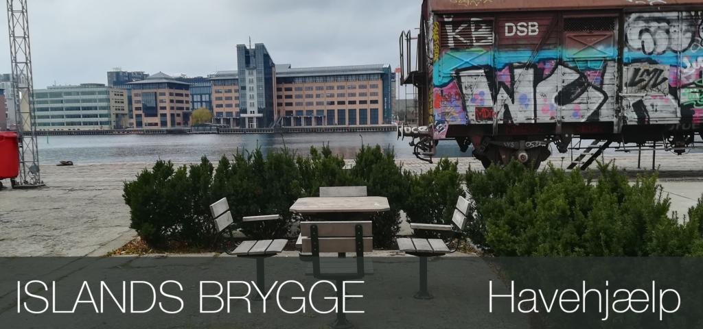Islands Brygge haveservice