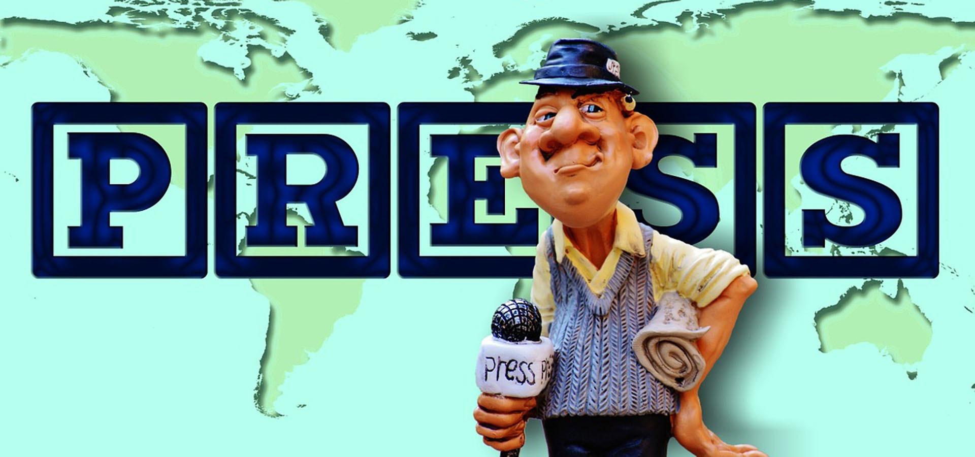 Presse og reklame