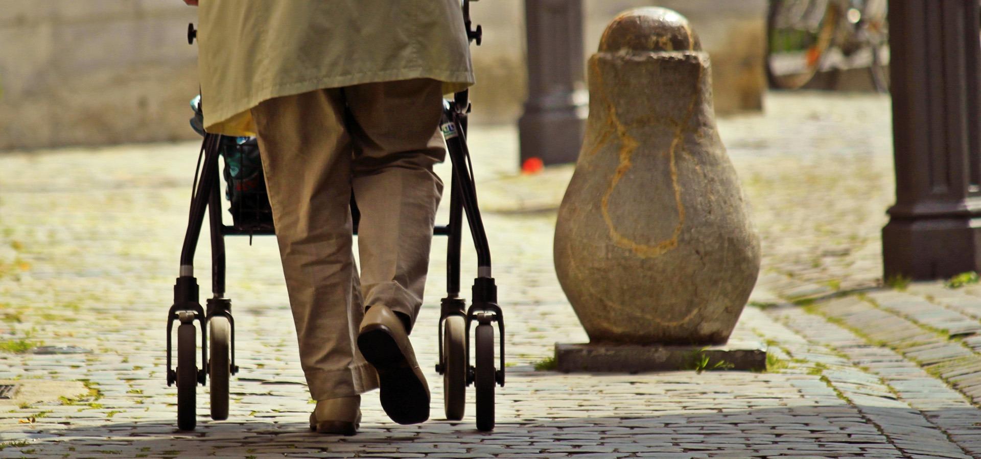 Senior hjælp, hjælp til pensionister