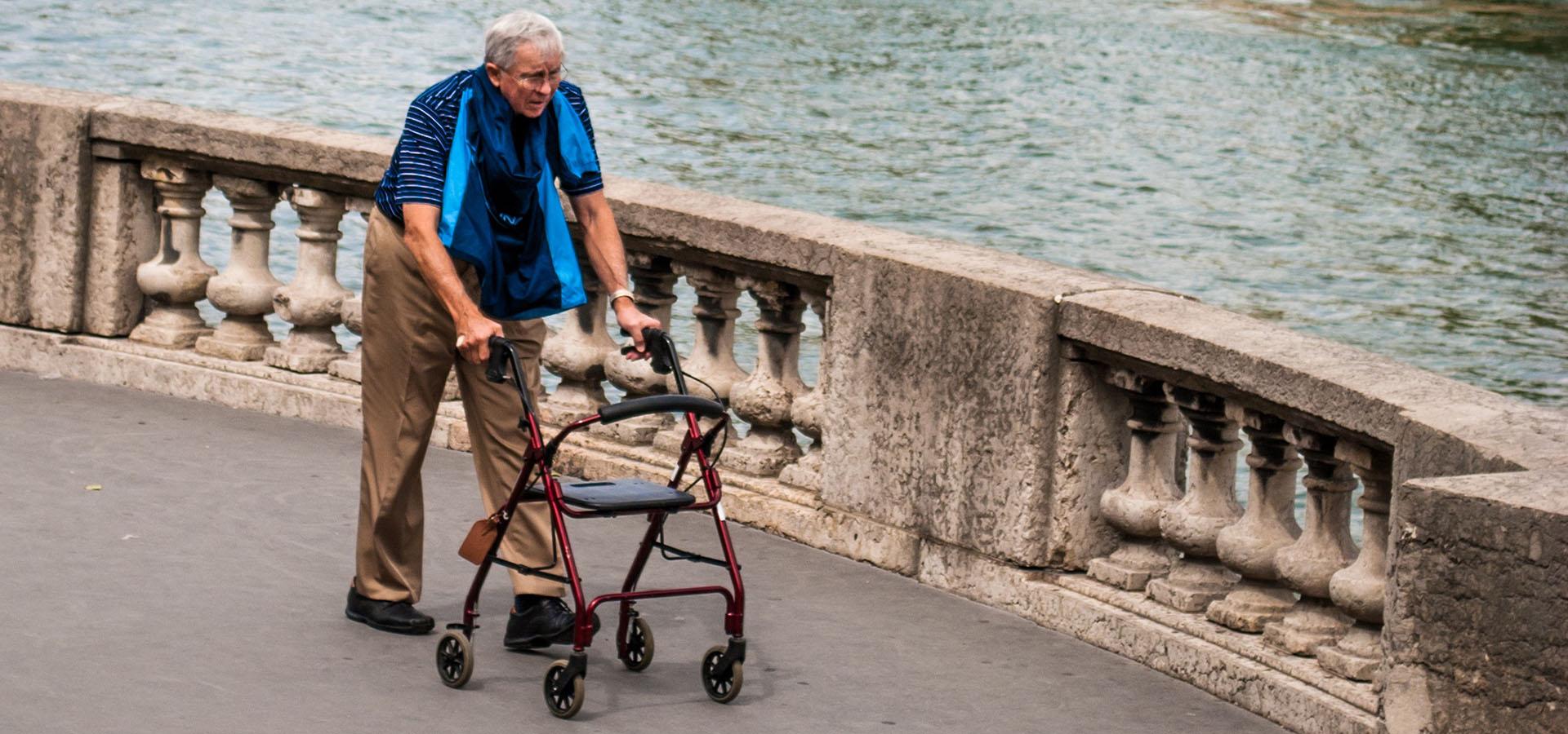 Seniorhjælp aktivt ældreliv