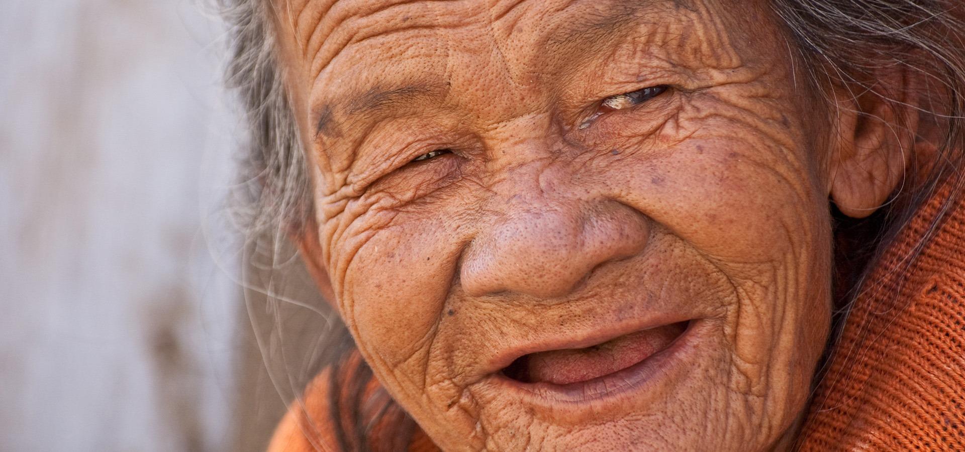 Hjemmehjælp, seniorpleje