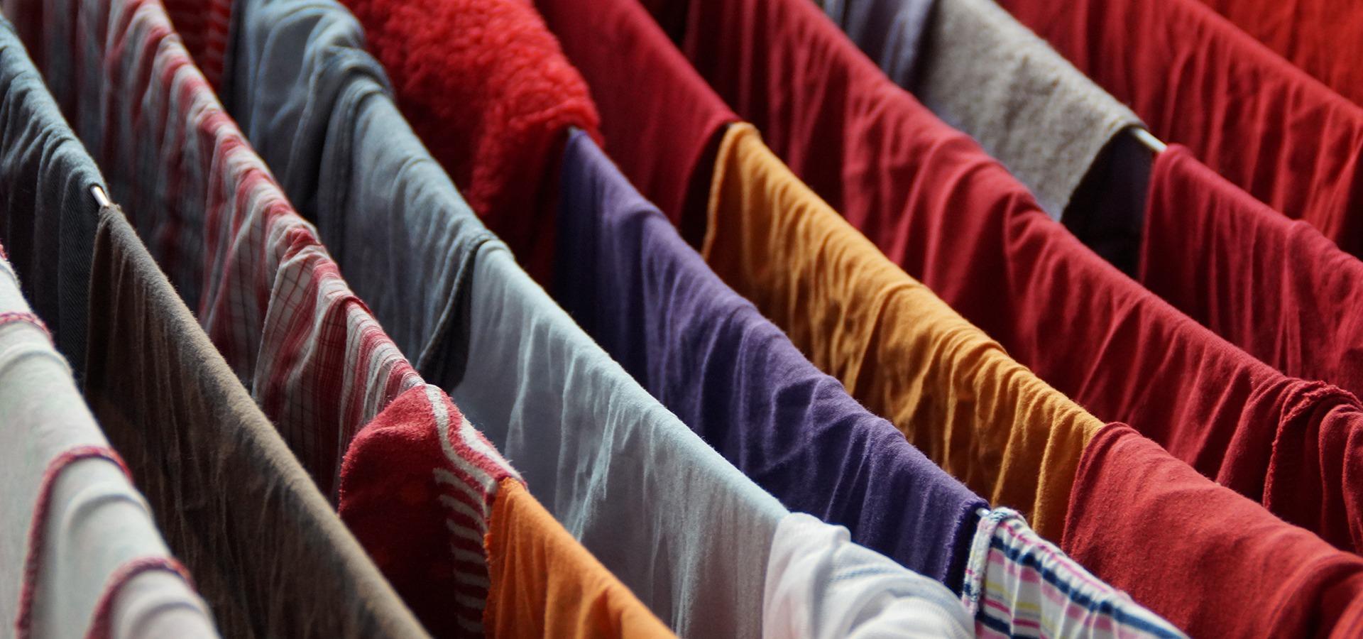 Vasketøj vask hjemmehjælp