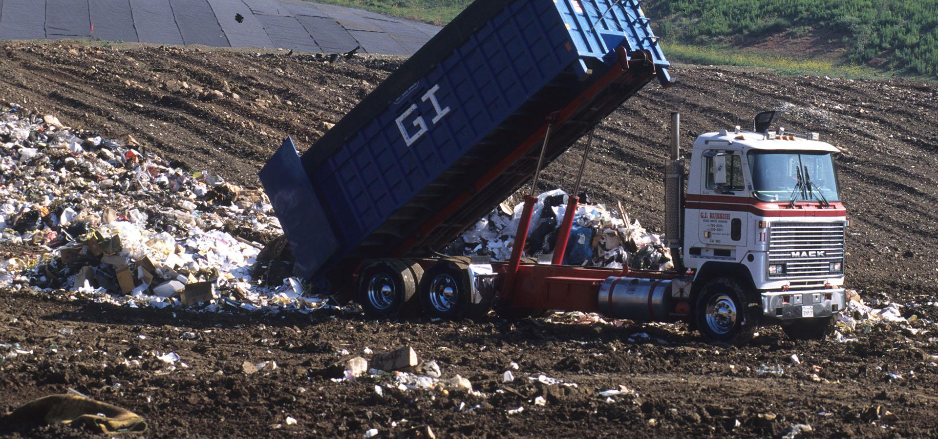 Affald sortering og bortskaffelse