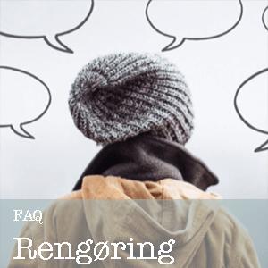 FAQ Rengøring